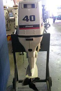 Johnson | 40hp Yamaha Engine